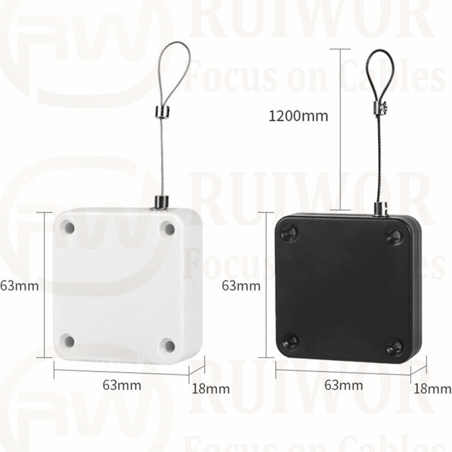 2020 High quality Plant Pulleys For Hanging Plants - Punch-free Automatic Sensor Door Closer Portable Home Office Doors Off – Ruiwor