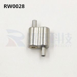 RW0028 Steel Cable Hanging cable lock two sided hook attach securely onto hanging wires