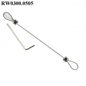 RW0300 Series Security Cable also Acceptable parameter customization and wide range of applications