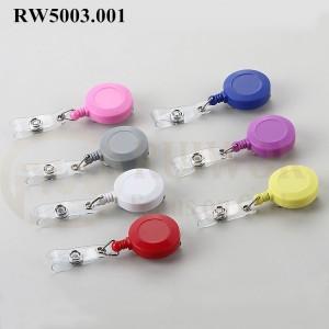 RW5003.001 ABS Material Badge Reel