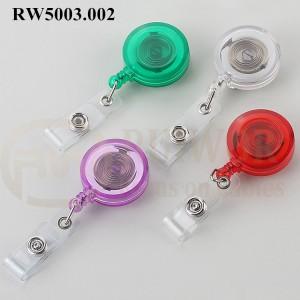 RW5003.002 ABS Material Badge Reel