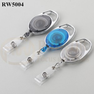 RW5004 ABS Material Badge Reel