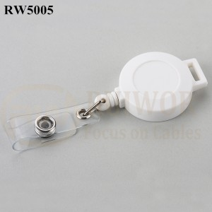 RW5005 ABS Material Badge Reel