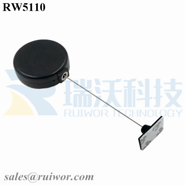 RW5110 Round Mini Anti Lost Recoiler Plus 25X15...